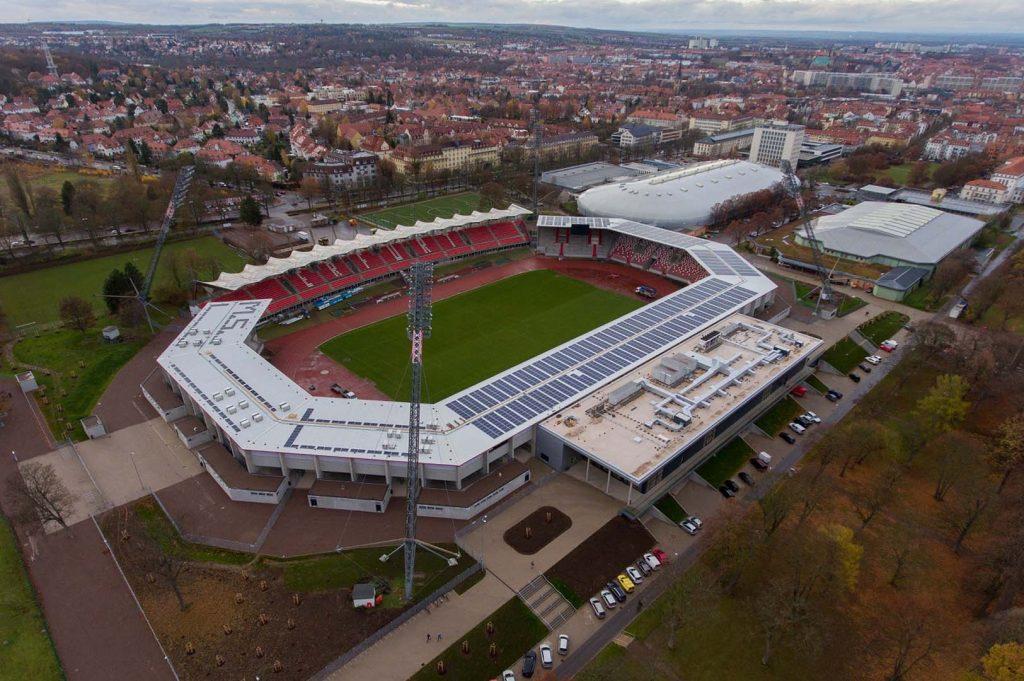 Rot Weiß Erfurt Stadion